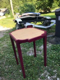 Cute little project table