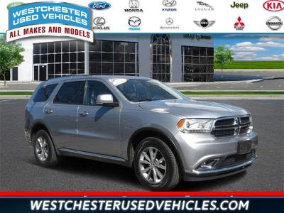 2014 Dodge Durango Limited (Gy)