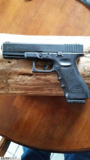 For Sale: Glock 22 with night sights