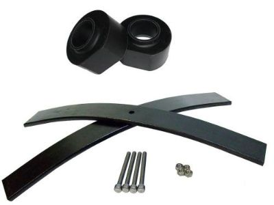 "Sell Jeep Cherokee XJ 2"" Budget Boost Lift Kit Poly Spacers and Rear Add a Leaf motorcycle in Tooele, Utah, United States, for US $59.97"