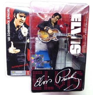 ELVIS PRESLEY 1968 COMEBACK ACTION/DOLL NEW/SEALED