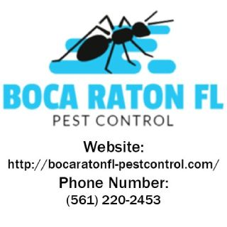 Boca Raton FL Pest Control