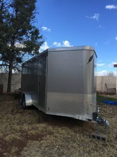 Trailer, Featherlite, Aluminum