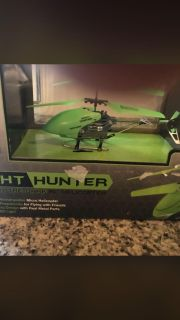 Drone ~ Micro ~ Glow In The Dark Helicopter ~ New In Box