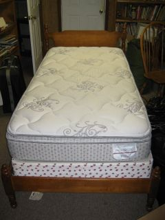 twin/single bed complete PPU monday 6pm