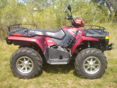 2008 Polaris Sportsman 800 EFI H.O. Utility ATVs Mukwonago, WI