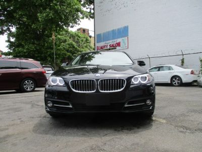 2015 BMW 5-Series 4dr Sdn 528i xDrive AWD (BLACK)