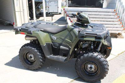 2018 Polaris Sportsman 570 Utility ATVs Adams, MA