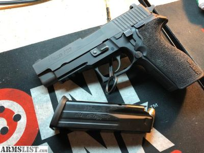 For Sale/Trade: Sig Sauer p227R Nitron 45 acp with extras