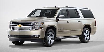 2019 Chevrolet Suburban 2WD 1500 LS (Silver Ice Metallic)