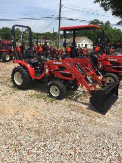 2019 Branson Machinery LLC Branson 2400 Compact Tractors Rome, GA