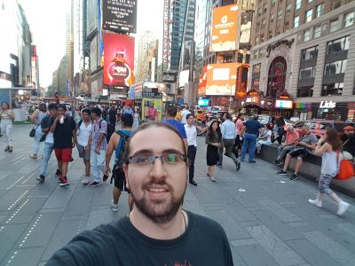Tomer W is looking for a New Roommate in New York with a budget of $1350.00
