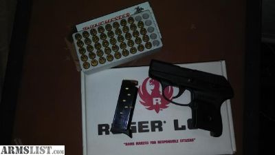 For Sale: Ruger LCP W/ ammo