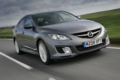 2012 Mazda Mazda6 i Sport (Grey)