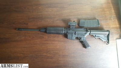 For Sale: DPMS Oracle AR 15. Near New!
