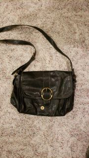 Axcess leather purse