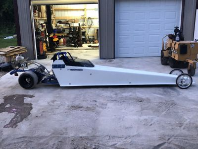 2006 Half Scale Dragster
