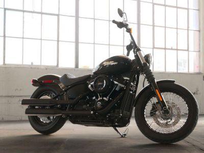 2019 Harley-Davidson Street Bob Cruiser Motorcycles Richmond, IN