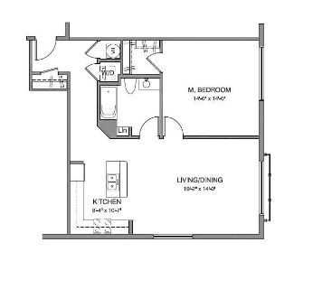 $6180 1 apartment in Stamford