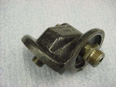 Buy Street Rod / Ford Models 1965 Engine Angle Oil Filter Adaptor motorcycle in Girard, Ohio, US, for US $9.99