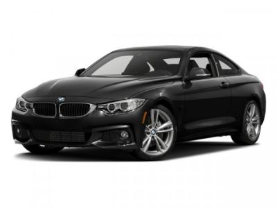 2016 BMW Integra 428i (Jet Black)