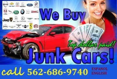 Cash for cars cash for junk cars car removal
