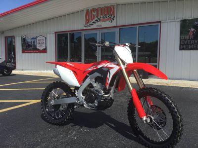 2019 Honda CRF250R Motocross Motorcycles Hudson, FL