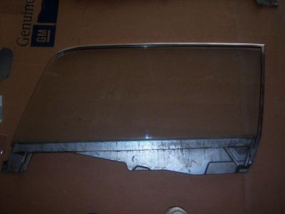Buy 1965 1966 Ford Mustang front door glass motorcycle in Rock Creek, Ohio, US, for US $100.00