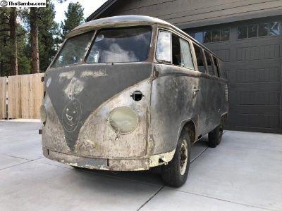 1967 EZ Camper