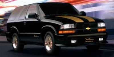 2002 Chevrolet Blazer LS (Onyx Black)