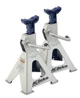 AC DELCO 2 TON JACK STANDS - Gently Used!