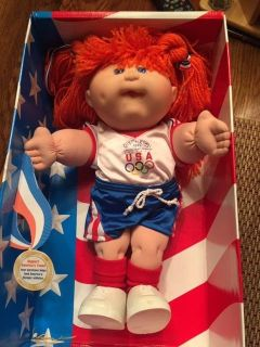 1996 Cabbage Patch Doll