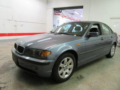 2005 BMW 3-Series 325xi (Blue)
