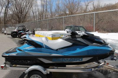 2018 Sea-Doo GTI SE 155 3 Person Watercraft Adams, MA