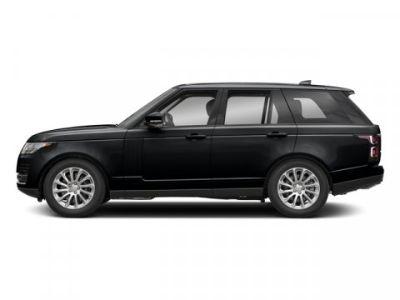 2018 Land Rover Range Rover HSE (Santorini Black Metallic)