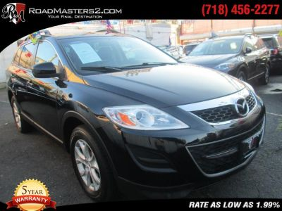 2012 Mazda CX-9 Touring (Brilliant Black)