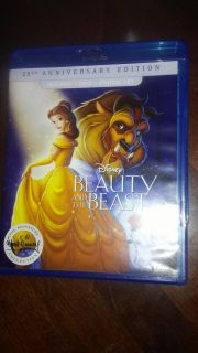 Beauty and the beast DVD only