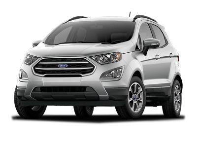 2018 Ford EcoSport SE (Moondust Silver)