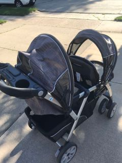Double Stroller- Chicco