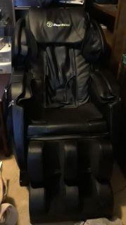 Brand new Real Relax massage chair