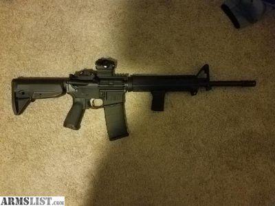 For Sale/Trade: AR15 Springfield Saint