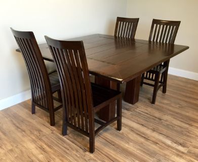 Square Dining Table, Large dining table set