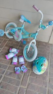 Toddler bicycle for girl