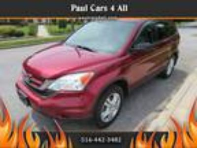 $11995.00 2010 HONDA CR-V with 86334 miles!