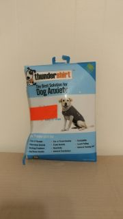 * NEW * ANXIETY THUNDER SHIRT - sz XXL + PIC (CHART) OPENED NOT USED
