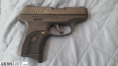 For Sale/Trade: Ruger LC9S