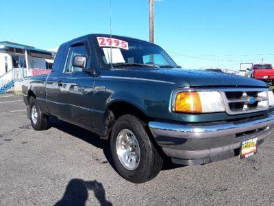 1996 Ford Ranger Supercab 125.2