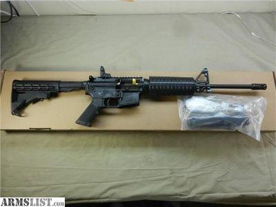 For Sale: NIB Colt AR 6951 9mm M4 AR15