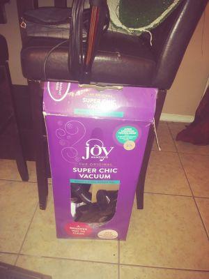 """""""Joy"""" vacuum"""