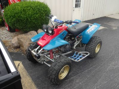 1996 Yamaha Motor Corp., USA Warrior 350 Sport ATVs Zulu, IN